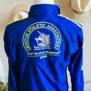 ADIDAS Boston marathon Running jacket M